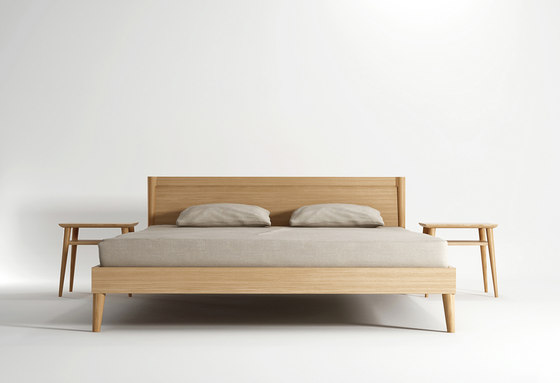 Vintage QUEEN SIZE BED by Karpenter | Beds