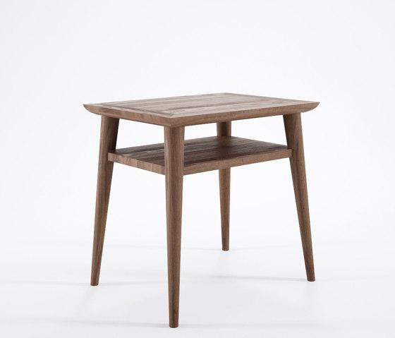 Vintage SIDE / BEDSIDE TABLE de Karpenter | Side tables