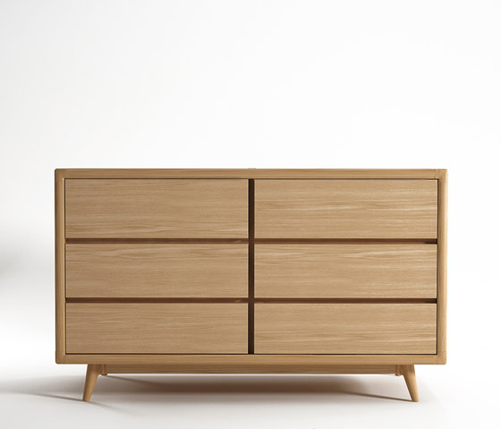 Vintage CHEST W/ 6 DRAWERS by Karpenter | Sideboards