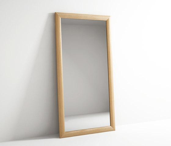 Vintage RECTANGULAR STANDING MIRROR by Karpenter | Mirrors