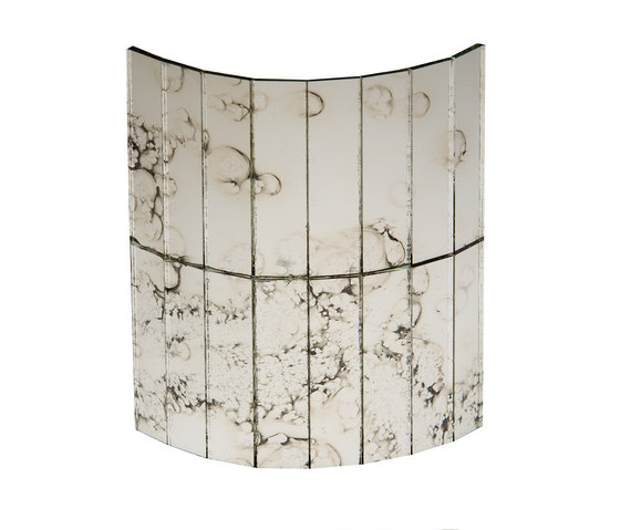 Mosaico Specchi | Grigio Argento 5. von Antique Mirror | Dekoratives Glas