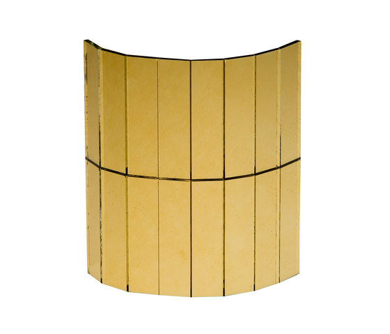 Mosaico Specchi | Golden Antique 4. by Antique Mirror | Glass mosaics