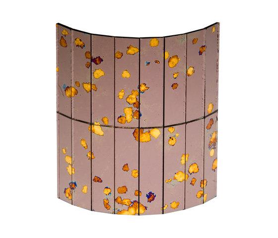 Mosaico Specchi | Polvere di Stelle 1. by Antique Mirror | Decorative glass