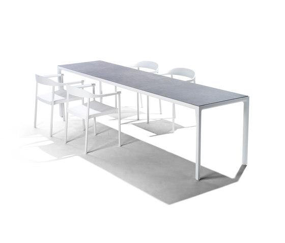 Illum Dinging Table von Tribù | Garten-Esstische