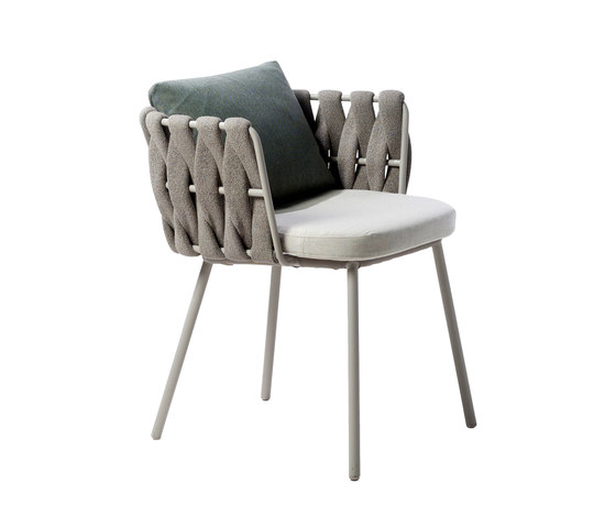 Tosca Armchair by Tribù | Chairs