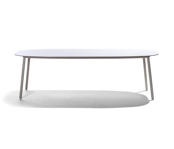 Tosca Dining Table de Tribù | Tables de repas