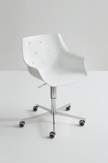 More 5r sedie ufficio gaber architonic for Rivenditori sedie