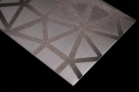 Stainless Steel | 140 | Net de Inox Schleiftechnik | Paneles metálicos