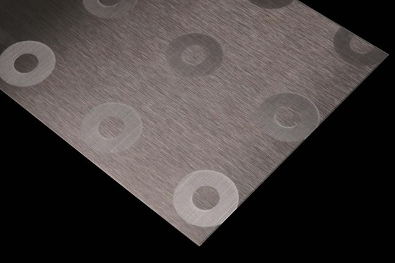 Stainless Steel | 250 | Ring by Inox Schleiftechnik | Metal sheets