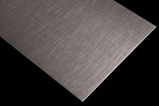 Stainless Steel | 350 | Cross-hatch grinding fine de Inox Schleiftechnik | Paneles metálicos