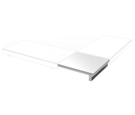 Pure Collection | Light Module 90 de Viteo | Tables basses de jardin