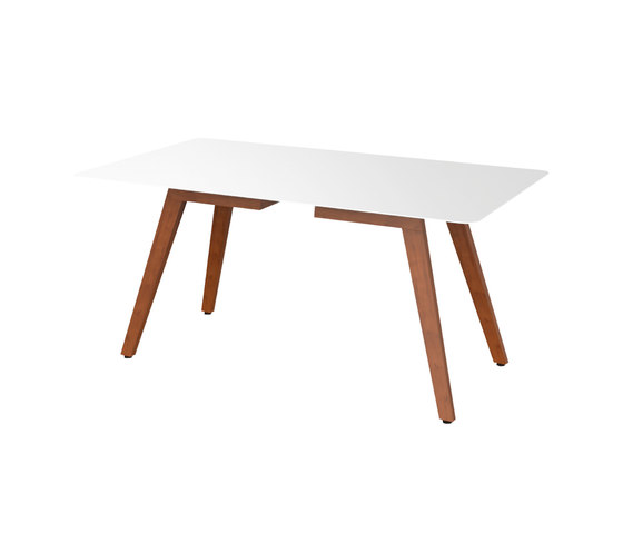 SLIM WOOD COLLECTION DINING DINING TABLE WOOD 160