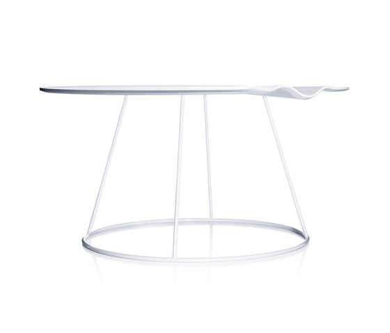 Breeze coffee table de Swedese | Mesas de centro
