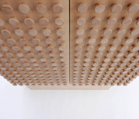 Wardrobe 2-doors von Fehling & Peiz & Kraud | Garderobenschränke