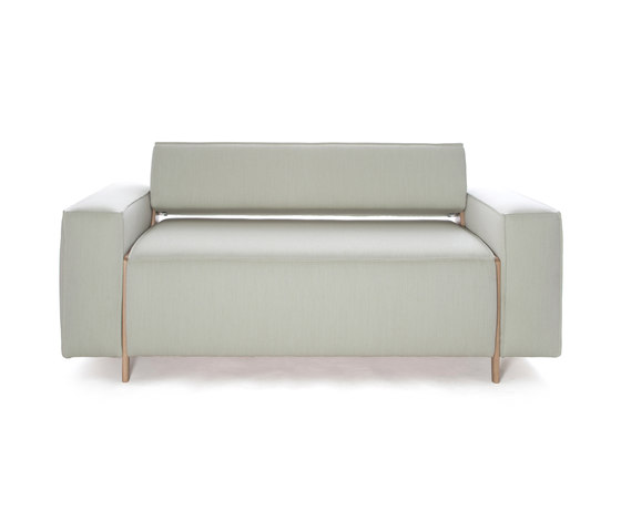 Box Wood Sofa di Inno | Divani lounge