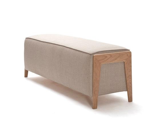 Box Wood Bench di Inno | Panche attesa