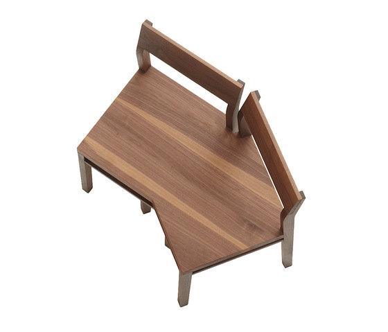Chapter House Bench model 02 ch von Fehling & Peiz & Kraud | Wartebänke