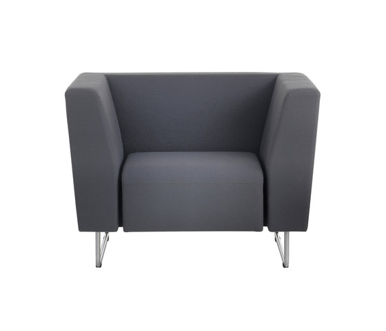 Gap Lounge Easychair by Swedese | Armchairs
