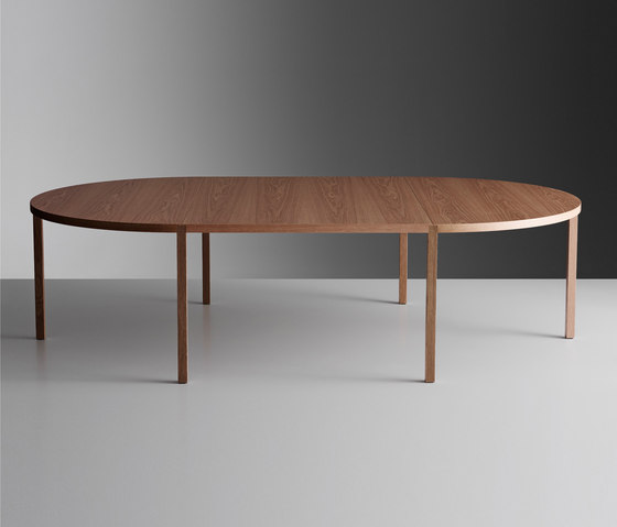 Bespoke table de Swedese | Mesas de conferencias