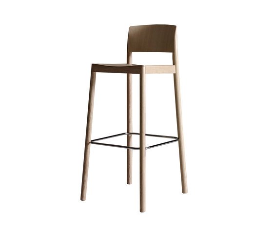 Grace bar chair de Swedese | Taburetes de bar