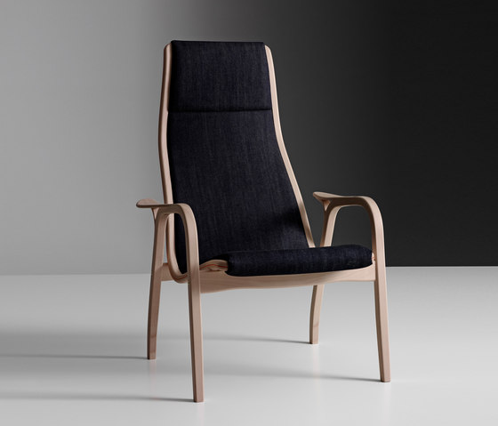 Lamino easy chair by Nudie Jeans by Swedese   Armchairs
