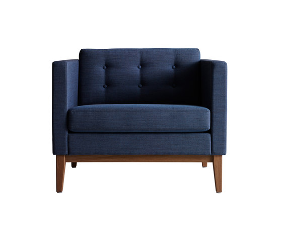 Madison easy chair by Swedese   Armchairs