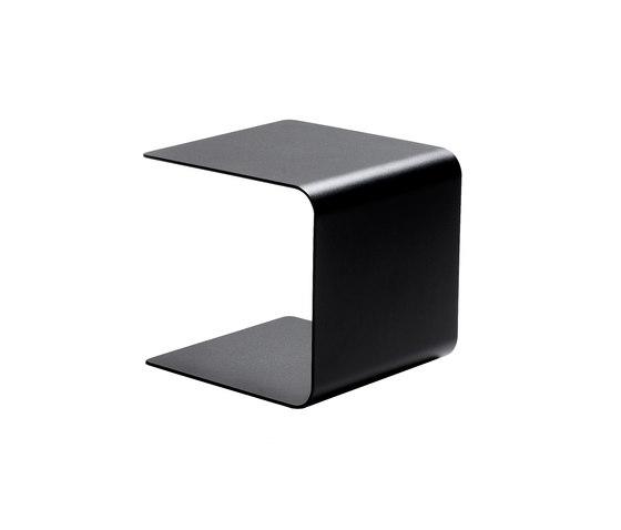 C-Table Aluminium von Tribù | Garten-Couchtische