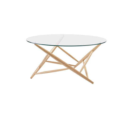 Glass Top Coffee Table From Karl Andersson: STIX SX1395 - Coffee Tables From Karl Andersson