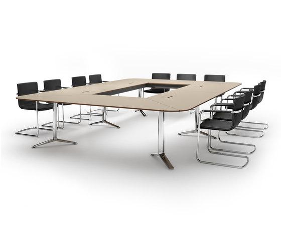 Talk conference table de RENZ | Mesas contract