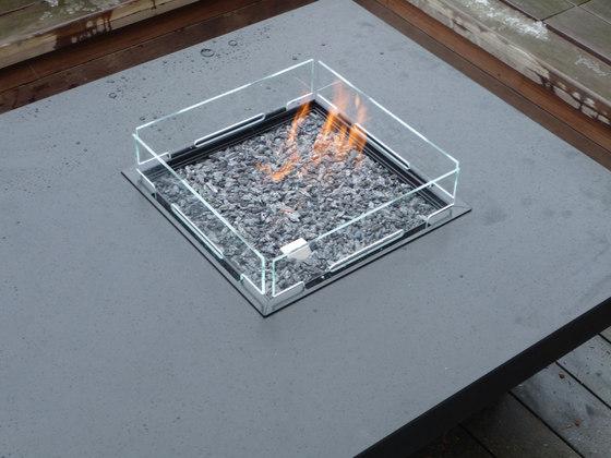 Costume Made Fire Table de Rivelin | Mesas de fuego