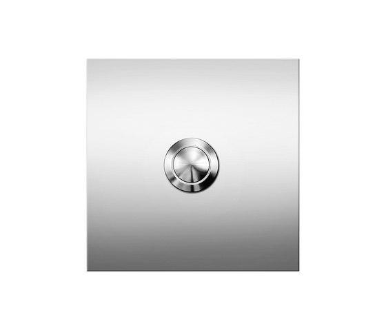 Bell push plate EZ302Q (71) di Karcher Design | Campanelli