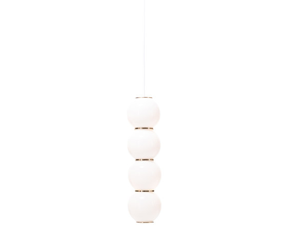 Pearls B Suspension lamp by Formagenda | Suspended lights