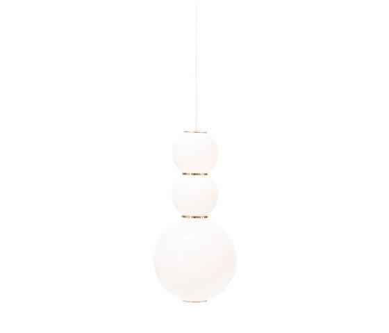 Pearls D Suspension lamp by Formagenda | General lighting