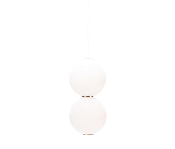 Pearls E Suspension lamp by Formagenda | Suspended lights