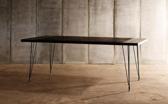 Sputnik table di Heerenhuis | Tavoli pranzo