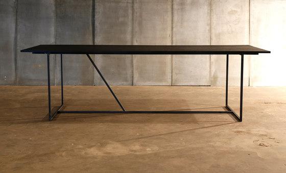 Mesa nero de Heerenhuis | Mesas para restaurantes
