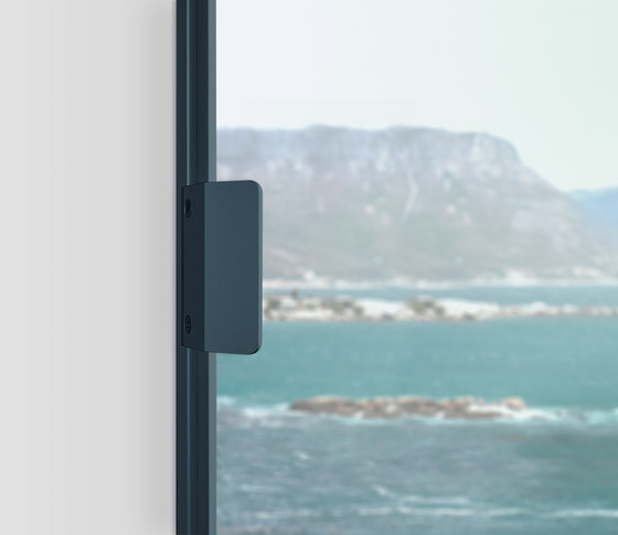 S 800 sliding door system by raumplus | Internal doors