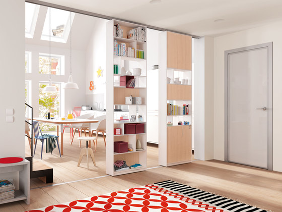 Rima Fino interior system de raumplus | Armoires