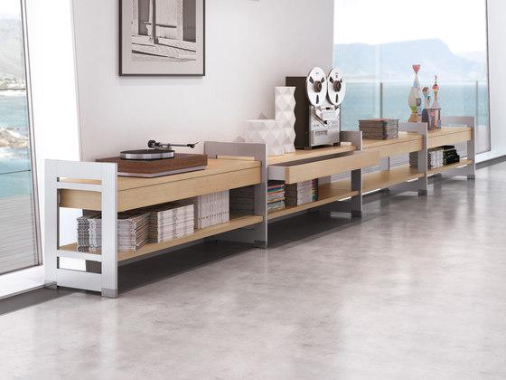 Cornice interior closet storage system di raumplus | Credenze