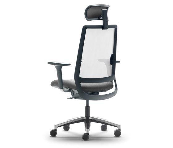Sense sillas ejecutivas de forma 5 architonic for Silla sentis forma 5