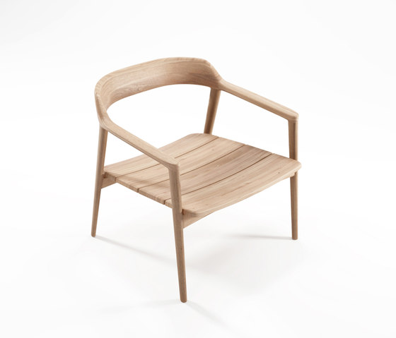 Grasshopper EASY CHAIR WITHOUT CUSHION von Karpenter | Sessel
