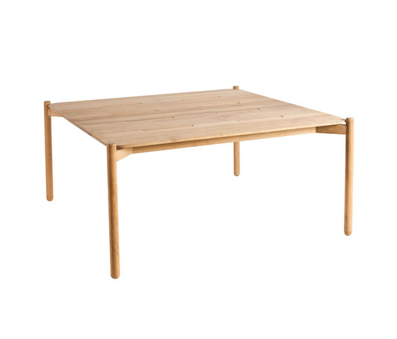Hamp square dining table by Point | Dining tables