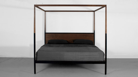 Canopy Bed by Uhuru Design | Beds