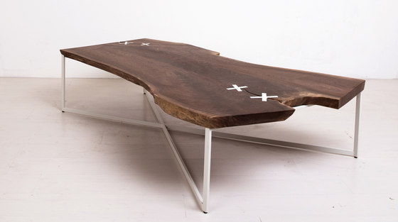 Stitched Table by Uhuru Design | Coffee tables
