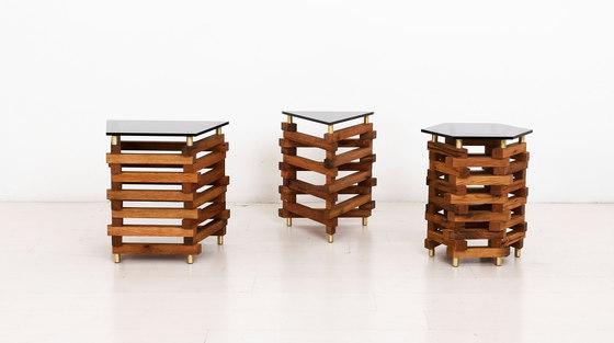 Gärdesgård Split Rails Side Table by Uhuru Design | Side tables