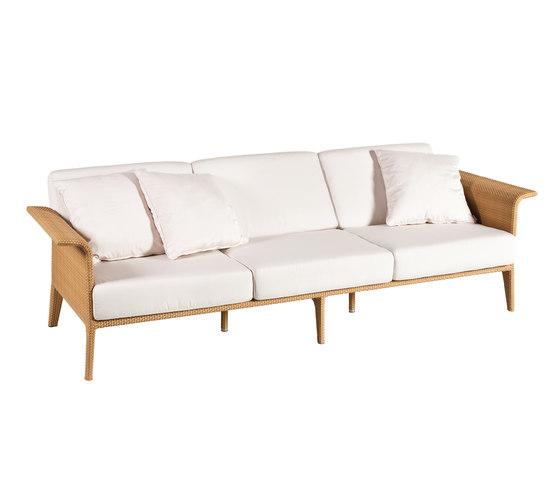 U Sofa 3 von Point | Gartensofas