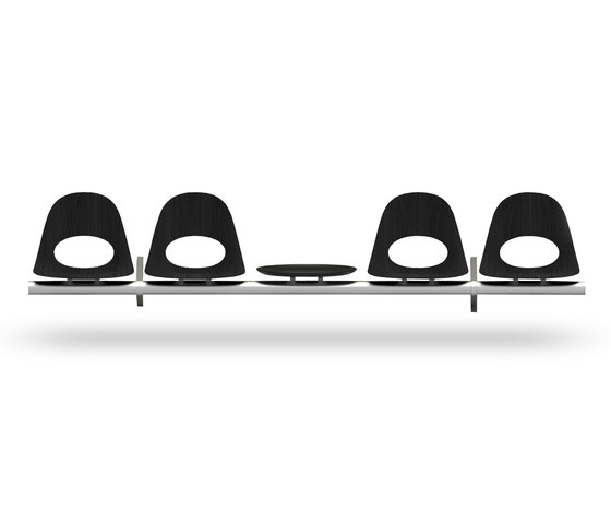 Say O Bench by Say O | Beam / traverse seating