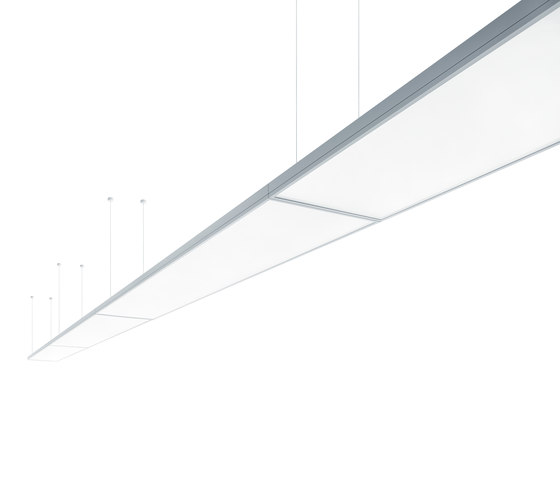 LIGHT FIELDS evolution pendant by Zumtobel Lighting | General lighting