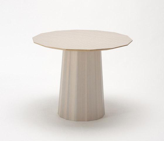 Colour Wood Dining 95 Dot von Karimoku New Standard | Esstische