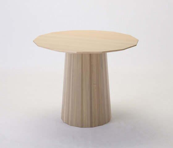 Colour Wood Dining 95 Plain by Karimoku New Standard | Cafeteria tables